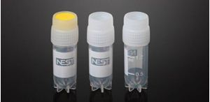 Picture of 0.5ml Cryo Vial,2D barcode, ext 618041