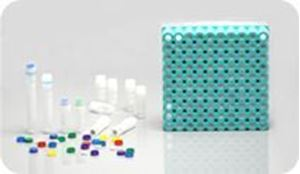 Picture of 0.5ml Cryogenic Vials  Self-Standing 618052