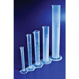 Picture of Acrylic Graduated Cylinder 3001-04