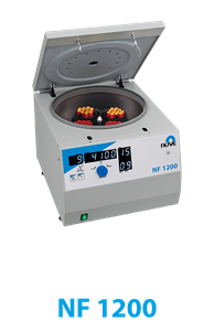 Picture of Laboratory Equipment NF 1200R Centrifuge NF 1200R