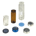 Picture of Vial N20-20, CR, a, 23.25x75.5, fl., DIN 70217.36